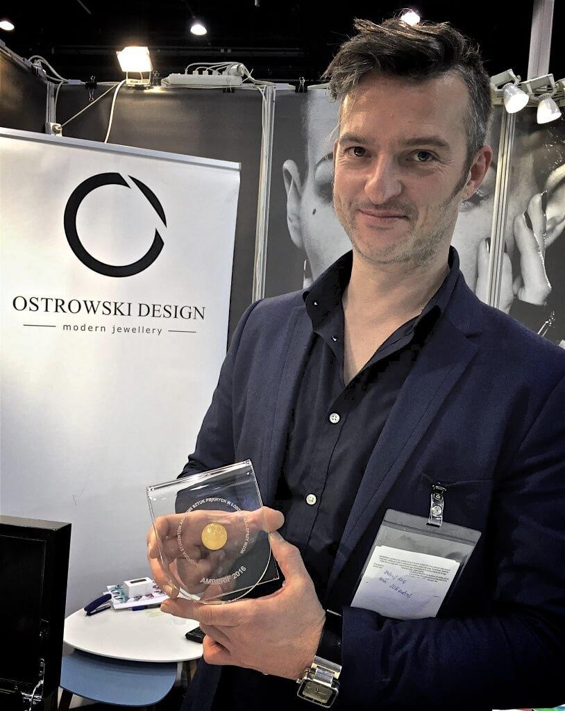 The Amber Sphere - Jacek Ostrowski