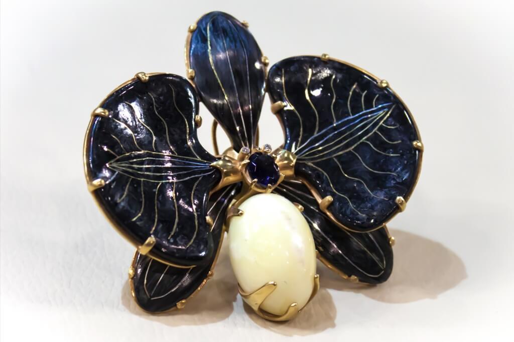 Black orchid - Krzysztof Bondaruk