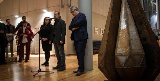 Otwarcie wystawy w Filharmonii Łodzkiej