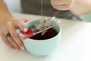 Małgorzata Terka – a tea squeezer